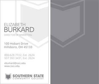 Southern State Business Card