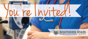 Respiratory Care open house events Oct. 17 and 18