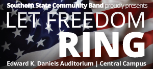 SSCC band to perform Nov. 19 Veterans Day concert