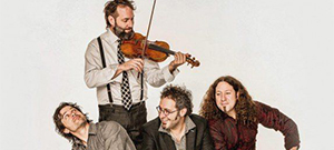 SSCC welcomes Canadian folk group on April 26