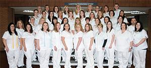 SSCC's Associate Degree Nursing program celebrates graduation