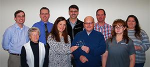 SSCC Wins Cloud Leadership Award