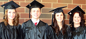 SSCC Respiratory Care celebrates graduation