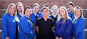 SSCC healthcare programs celebrate graduation