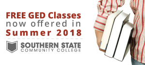 SSCC offers free GED prep classes