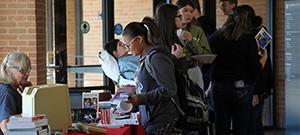 SSCC hosts college visit day on Hillsboro campus