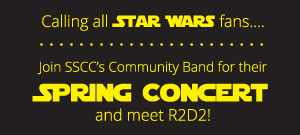 SSCC Band to perform Music Concert