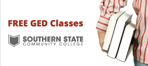 SSCC to hold orientation for FREE GED preparation classes
