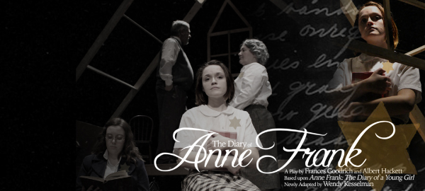 SSCC Theatre presents 'The Diary of Anne Frank'
