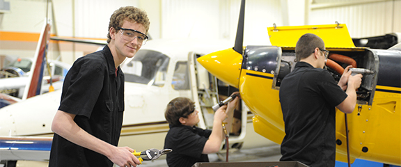 Southern State Enrolling Students in Aviation Program