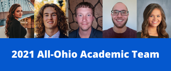 Southern State Community College Students Win 'Best and Brightest' Honors, Named to the All-Ohio Academic Team