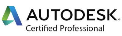 Autodesk Certified Professional Logo