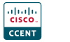 Cisco CCENT logo