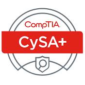 CompTIA CySA+ Logo