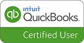 Quickbooks Certified User Logo