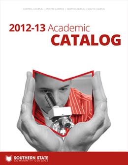 2012-2013 Catalog Cover
