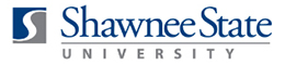 Logo for Shawnee State University.