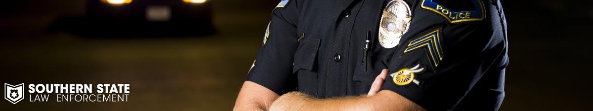 Southern State Criminal Justice Banner, Law Enforcement