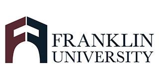Logo for Franklin University.