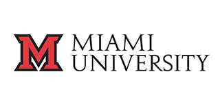 Logo for Miami University.