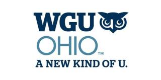 Logo for Western Governors University Ohio.
