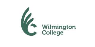 Logo for Wilmington College.