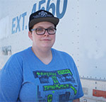 Suzy E., SSCC Truck Driving Academy Student