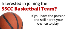 Interested in joining the SSCC Basketball Team?