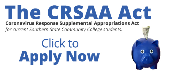 Coronavirus Response and Relief Supplemental Appropriations Act. Click to Apply Now.