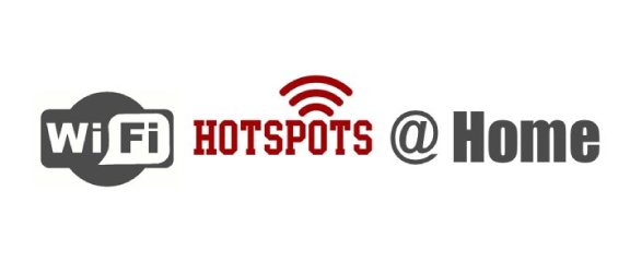Wi-Fi Hotspots at Home