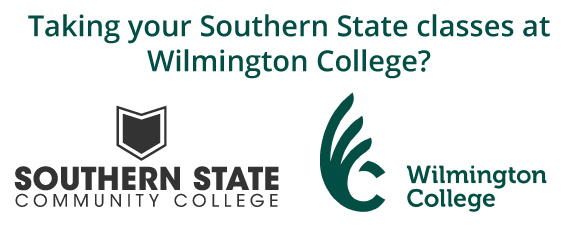 Taking your Southern State classes at Wilmington College? This is for you!