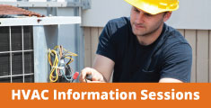 HVAC Information Sessions