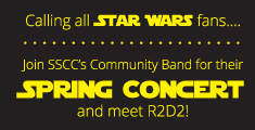 SSCC Band's Spring Concert