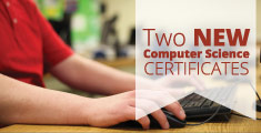 Banner for Computer Science Certificates