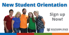 SSCC New Student Orientation