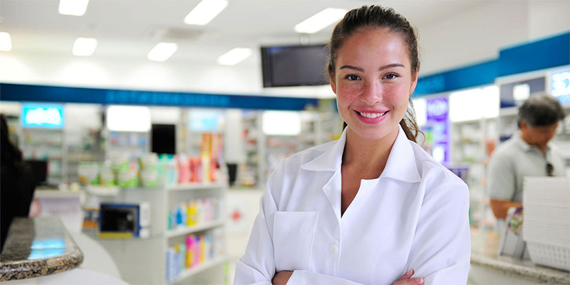 Banner for the Pharmacy Technician Course