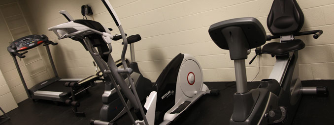 SSCC Fitness Room