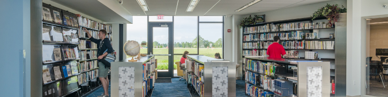 Brown County Campus Library