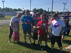 Southern State Cancer Crusaders on Saturday Morning