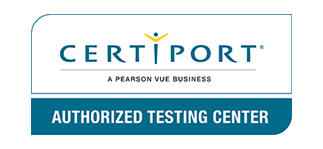 Certiport Authorized Test Center Logo