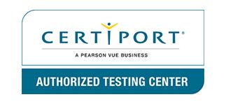 Certiport Authorized Test Center Logo