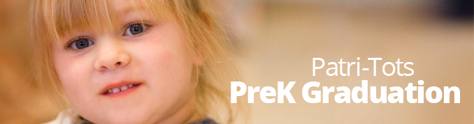 PreK Graduation Banner