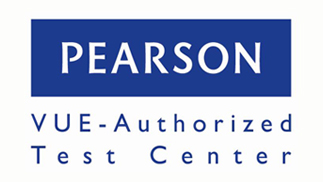 Pearson VUE Authorized Test Center Logo