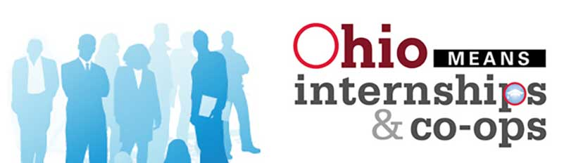 Ohio Means Internships & Co-ops Banner