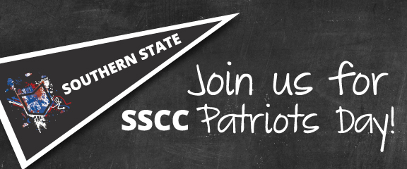 Join us for SSCC Patriot Day!