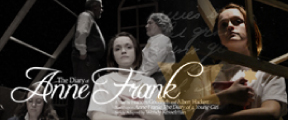 SSCC Theatre presents The Diary of Anne Frank on May 22 - 24.