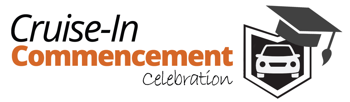 Cruise-In Commencement Celebration Banner