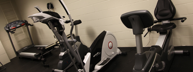 Southern State Fitness Room