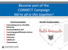 Become part of the CONNECT Campaign!