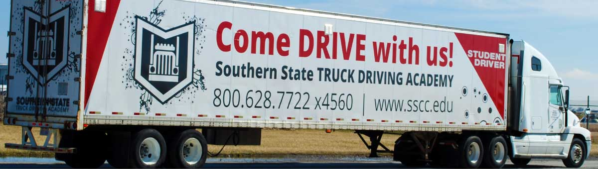 Come Drive with us! SSCC Truck Driving Academy